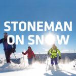 Stoneman Miriquidi on Snow Winterabenteuer Skitour
