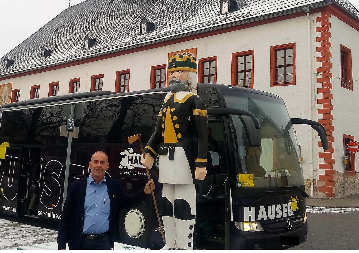 Hauser-Reisen in Marienberg