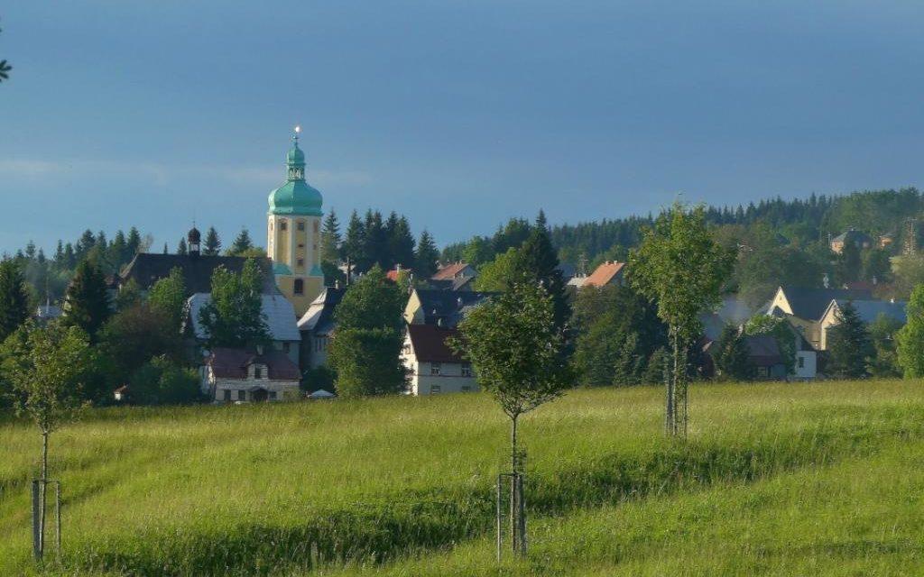 Bergstadt Horni Blatna